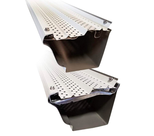 FlexxPoint High Clearance 30 Year Gutter Cover System