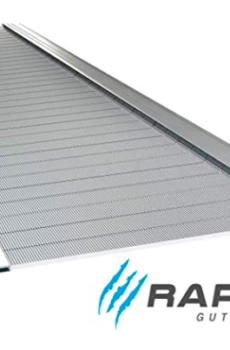 Raptor Stainless Steel Micro Mesh Gutter Guard