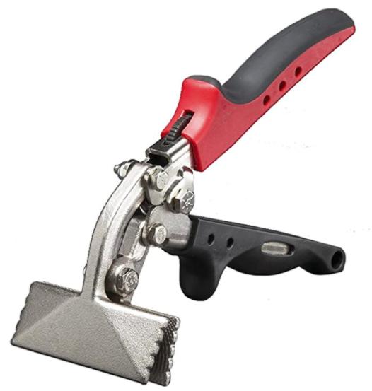 Malco S3R Hand Seamer 3 inch Offset Redline