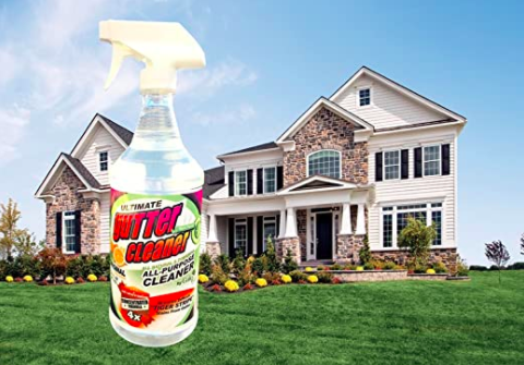 Gutter Edge ULTIMATE Touchless Gutter Cleaner 01