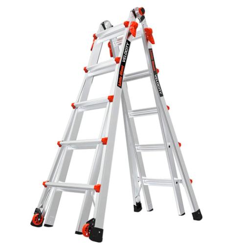 Little Giant Velocity Multi Position 22 Foot Ladder 15422 001