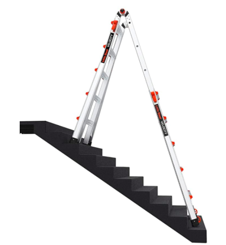 Little Giant Velocity Multi Position 22 Foot Ladder 15422 001 00