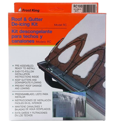 Frost King Automatic Electric Roof Cable