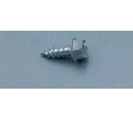 Eagle 1 Traditional Blue 8 Gutter Downspout Zip Screws with Easy Start Sharp Tip 01