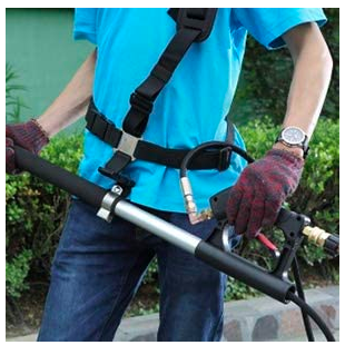 Twinkle Star 4000 PSI Commercial Grade Telescoping Pressure Washer Wand 00